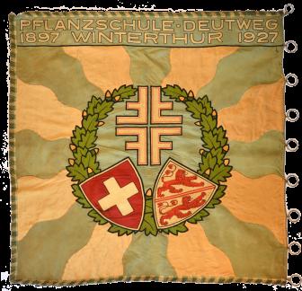 Fahne 1927